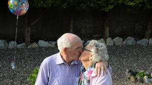 Sixty years married for Cork couple who are 'wonderful individuals but even stronger as a couple'