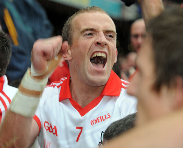 Paudie Kissane landed an All-Star in 2010. Picture: Eddie O'Hare
