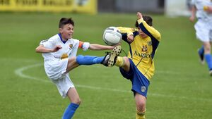In-form Carrigaline United are through to the last four of the U16 National Cup