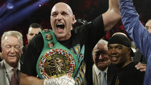 Irish boxing plays its part in making Tyson Fury the 'Gypsy King' of world boxing