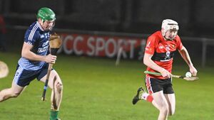 UCC Power into the Freshers Hurling semi-final with big win over GMIT