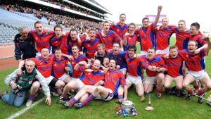 Dripsey defied the odds as Cork's newest club, winning their way to Croke Park