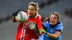 Watch: Cork ladies football dynamo Orla Fin urges fans to stay at home