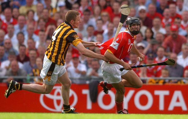 Setanta in 2003. Picture: Dan Linehan