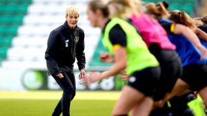Irish manager Vera Pauw will rely on Cork crew for next European qualifier