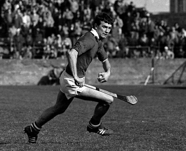 Jimmy Barry-Murphy in action for the Cork hurlers in 1984. Picture: Ray McManus/SPORTSFILE