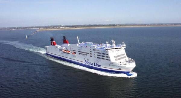 Passenger numbers on Stena Line's Fishguard to Rosslare service are forecast as low for the Easter weekend with a total of 26 passengers due to travel.