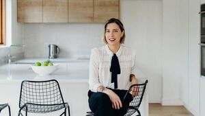 Cork designer: How to create a home that you love during lockdown