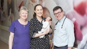 Dr Brendan Murphy: Providing a quiet, dignified space for fragile patients at CUMH