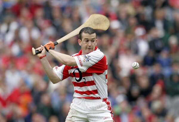 Cusack was immense against Waterford in 2006. Picture: SPORTSFILE