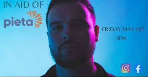 Jordan Run will perform a fundraiser gig in aid of Pieta House tonight.