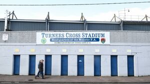 Local league back Cork City and MFA's bid to sell Turner's Cross naming rights