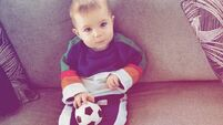 'Do it for Dan': Cork GAA club raising funds for one-year-old with a rare disease