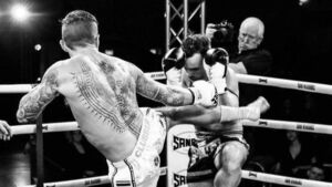 Fermoy Muay Thai fighter Sean Clancy sees his hard work pay off in the ring