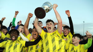 Destiny fulfilled for Douglas Community School as they reach All-Ireland final