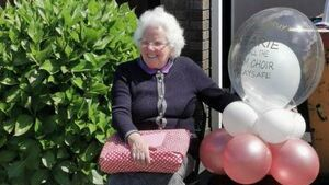 'Outpouring of love' for Cork nun on her 88th birthday as locals organise a special surprise