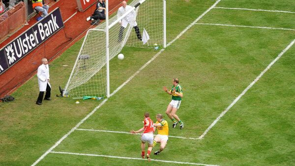Colm O'Neill's early goal.
