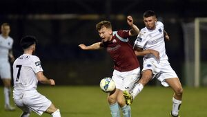 'Cobh Ramblers were unlucky not to get something from Drogheda loss'
