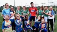 St Vincent's Camogie Club to walk, run and jog distance from Cork to Lebanon