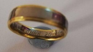 Cork Gardaí and public reunite ring with owner years after it was lost