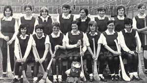 The last Gym frocks camogie All-Ireland final of 1972