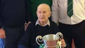 Ballincollig mourns the loss of one of Cork's oldest citizens; Joe Kavanagh passed away aged 105