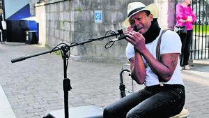 "One of the city's favourite buskers: ""I miss Cork and its people"""