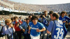 Brilliant Diego Maradona documentary will fill a sporting gap this weekend