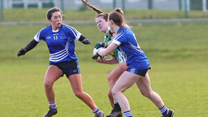 Sceilge's early goals ends Ballincollig girls hopes