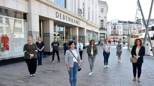 Cork Debenhams staff to stage protest while social distancing
