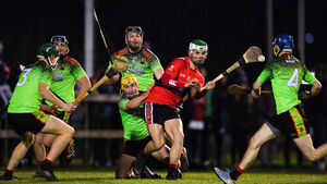 UCC hurlers dominate the Fitzgibbon Cup Rising Stars team