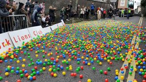 Charity to get the balls rolling on Patrick's Hill