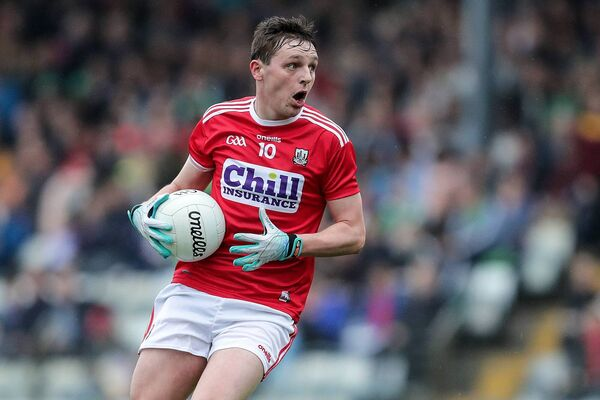 Cork footballer Eoghan McSweeney missed the league but will now be fully fit whenever the championship starts. Picture: INPHO/Laszlo Geczo
