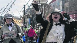 Ailin Quinlan: Giving St Patrick's Day parades green light is sheer madness