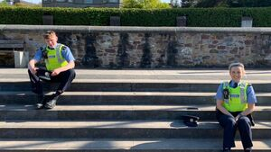On the beat: Gardaí clock incredible number of steps during 12-hour shift in Cork town