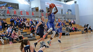Cork basketball: Parker inspires Glanmire to defeat league champions