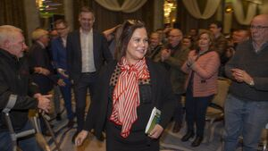 Mary Lou McDonald proves a real crowd-pleaser as party's popularity grows in Cork