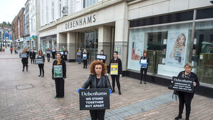 Claims that both Debenhams stores in Cork were profitable prior to closure