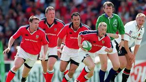 It's 20 years since Munster marked their arrival as a rugby force in Europe