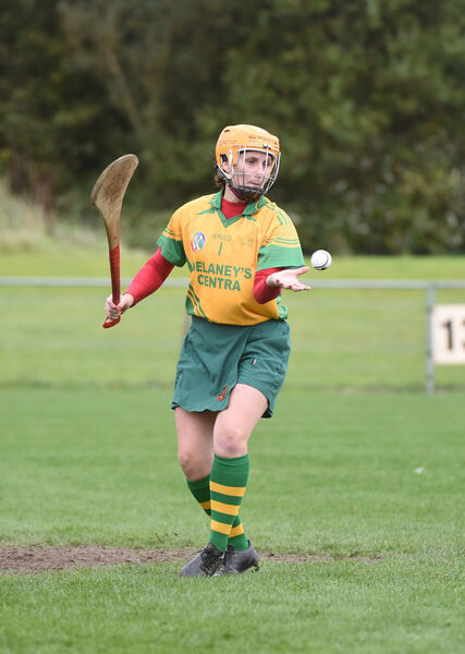 Aoife Murray was the best goalkeeper in the country over the past decade. Picture: Larry Cummins