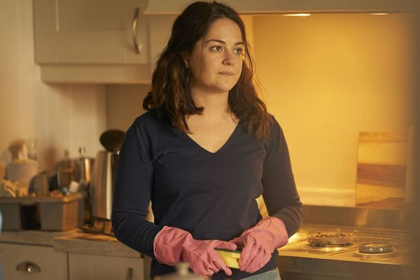 Cork actor Sarah Greene, who plays Conall's mother Lorraine in 'Normal People'.