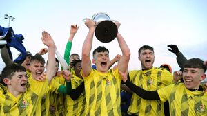 Cork soccer: Joy for Douglas Community School after dramatic extra-time win