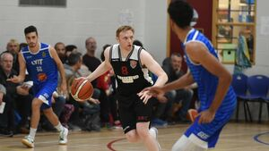 Ian McLoughlin delivered on basketball's big stage for Ballincollig and Neptune