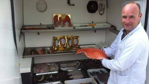 'Our time now to be loyal to them': Fishmonger continues to deliver to vulnerable
