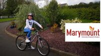 Cork girl goes the extra mile to support Marymount and raises over €3k