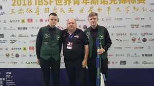 Cork duo Hill and Bulman set to take part in World Snooker Federation shootout