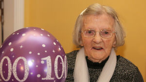 Cork woman: The secret to living to 100 is...