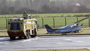Update: Air Accident Investigation Unit examines aircraft after emergency landing at Cork Airport