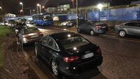 Parking near Páirc dubbed 'anti-social' behaviour by Greens