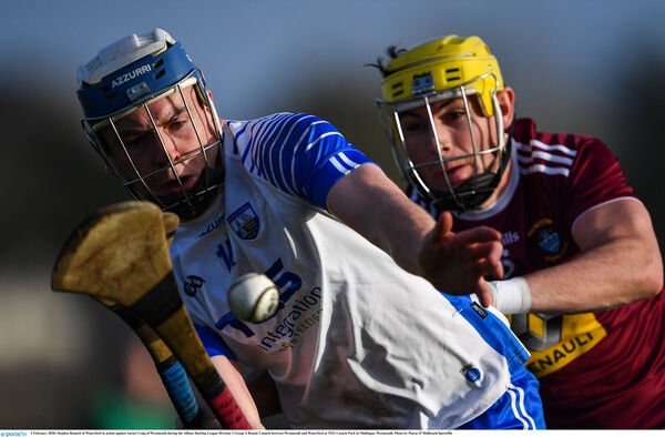 Stephen Bennett of Waterford. Picture; Piaras Ó Mídheach/Sportsfile